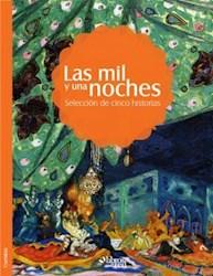 Libro Las mil y una noches. Selección de cinco historias
