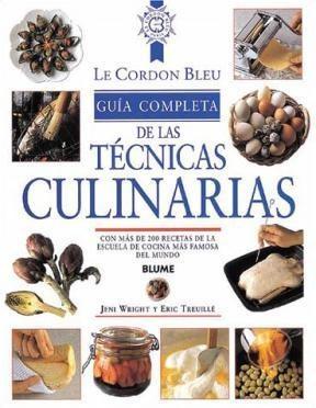 Gu a completa de las t cnicas culinarias le cordon bleu for Tecnicas culinarias pdf