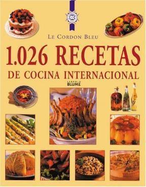 1026 recetas de cocina internacional espa ol pdf