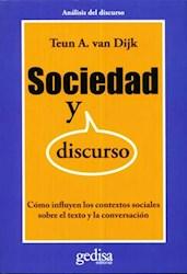 SOCIEDA D Y DISCURSO