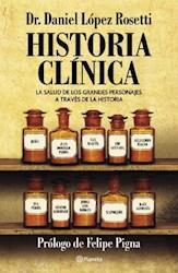 HISTORIA CLÃ �NICA