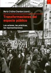 Libro TRANSF ORMACIONES DEL ESPACIO PUBLICO
