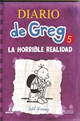 DIARIO DE GREG 5 LA HORA  DE LA REALIDAD
